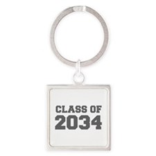 CLASS OF 2034-Fre gray 300 Keychains