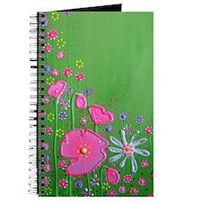 Hot Pink Summer Journal