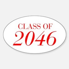 CLASS OF 2046-Bau red 501 Decal