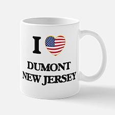 I love Dumont New Jersey Mugs