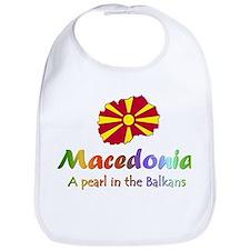 Balkan Pearl Bib