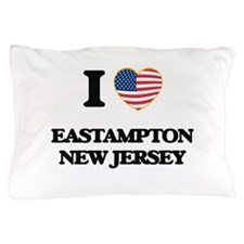 I love Eastampton New Jersey Pillow Case