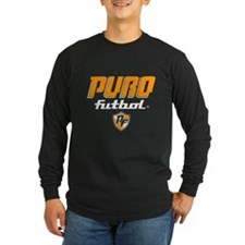 Puro Futbol Dark Long Sleeve T-Shirt