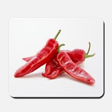 red chilli Mousepad