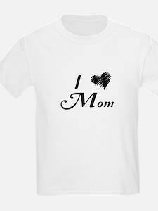 I love mom T-Shirt
