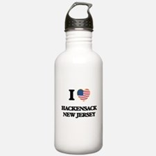 I love Hackensack New Water Bottle