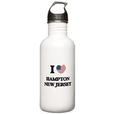 I love Hampton New Jer Water Bottle