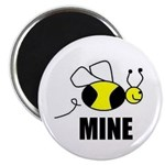 BEE MINE Magnet