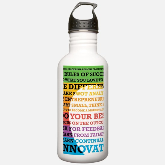 Cute Leadership Water Bottle