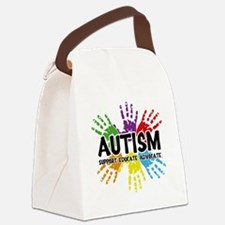 Autism: support, educate, advocate. Canvas Lunch B
