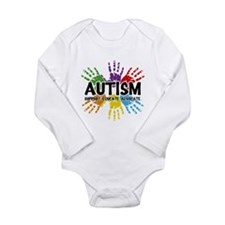 Autism: support, educate, advocate. Body Suit