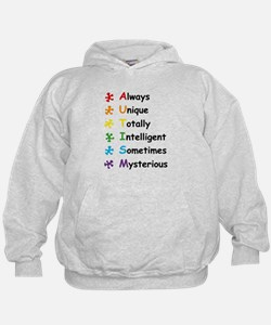 Autism Facts Hoodie
