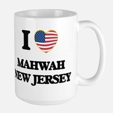 I love Mahwah New Jersey Mugs