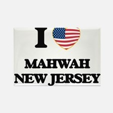 I love Mahwah New Jersey Magnets