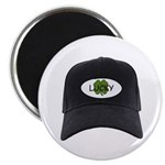 LUCKY HAT Magnet