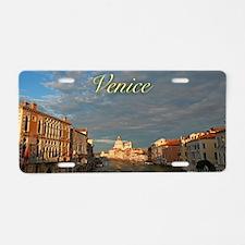 Venice Gift Store Pro Photo Aluminum License Plate