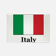 Italy Rectangle Magnet (10 pack)