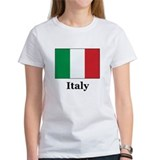 Italy flag Tops