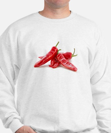 red chilli Sweatshirt