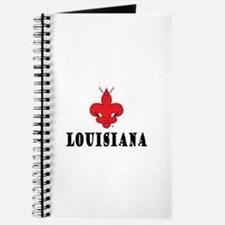 LOUISIANA craw-de-lis Journal