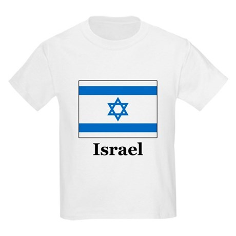 Israel Kids Light T-Shirt