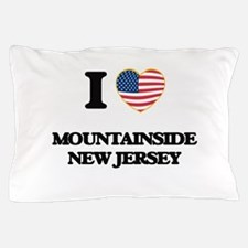 I love Mountainside New Jersey Pillow Case
