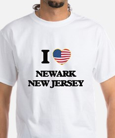 I love Newark New Jersey T-Shirt