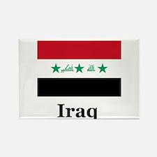 Iraqi Heritage Rectangle Magnet