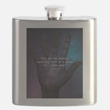 You Are the Universe Flask