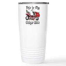 Mower My Other Ride Travel Mug