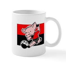 Angola Soccer Pigs Mug