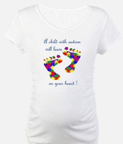 Footprints on your heart Shirt