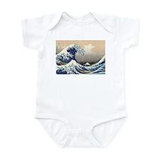 Japanese Art Infant Bodysuit
