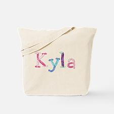 Kyla Princess Balloons Tote Bag