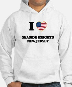 I love Seaside Heights New Jerse Hoodie