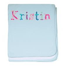 Kristin Princess Balloons baby blanket