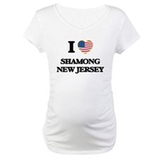 I love Shamong New Jersey Shirt