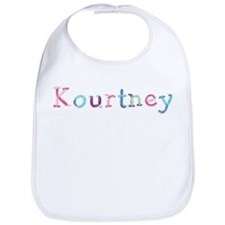 Kourtney Princess Balloons Bib