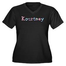 Kourtney Princess Balloons Plus Size T-Shirt