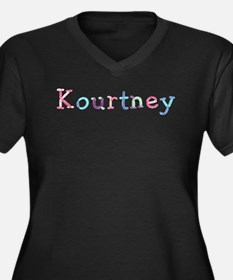 Kourtney Princess Balloons Plus Size T-Shirt
