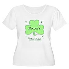 BoxerHeaven Plus Size T-Shirt