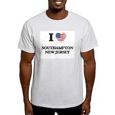 I love Southampton New Jersey T-Shirt