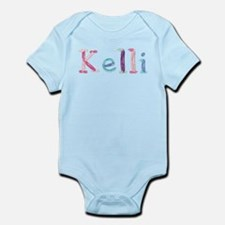 Kelli Princess Balloons Body Suit