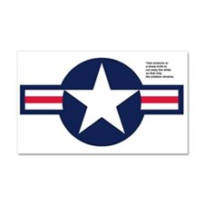 Us Navy Emblem For Your Car Car Magnet 20 X 12