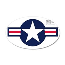 US Navy Emblem Wall Decal