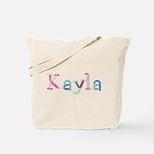 Kayla Princess Balloons Tote Bag
