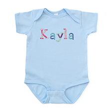 Kayla Princess Balloons Body Suit
