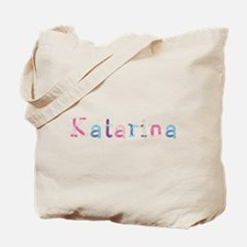 Katarina Princess Balloons Tote Bag