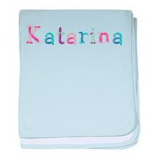 Katarina Princess Balloons baby blanket