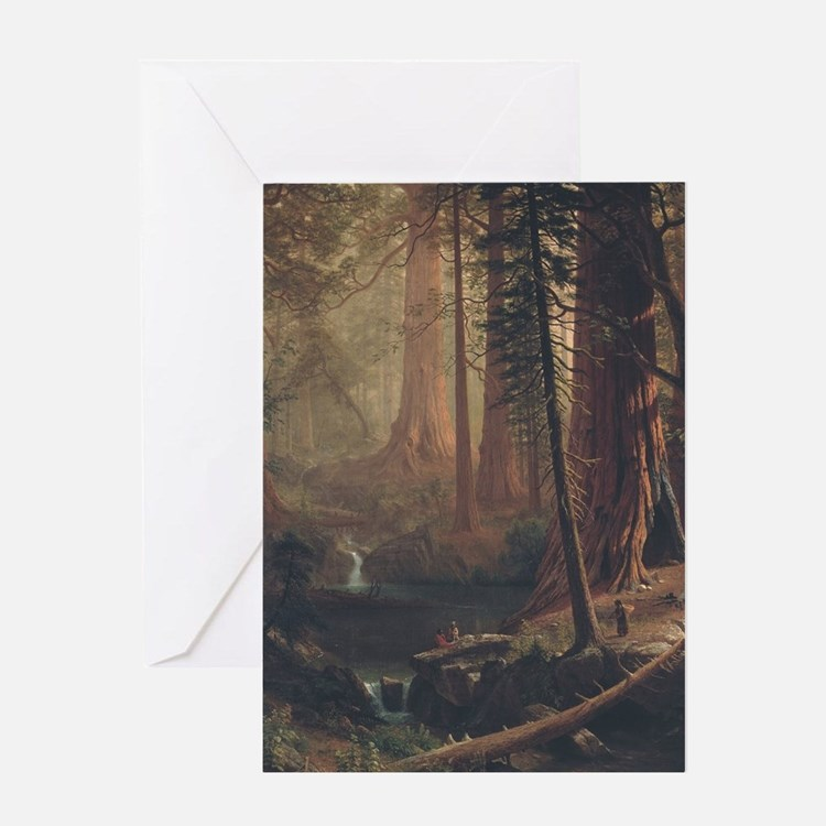 Giant redwoods greeting cards card ideas sayings for Giant christmas card ideas